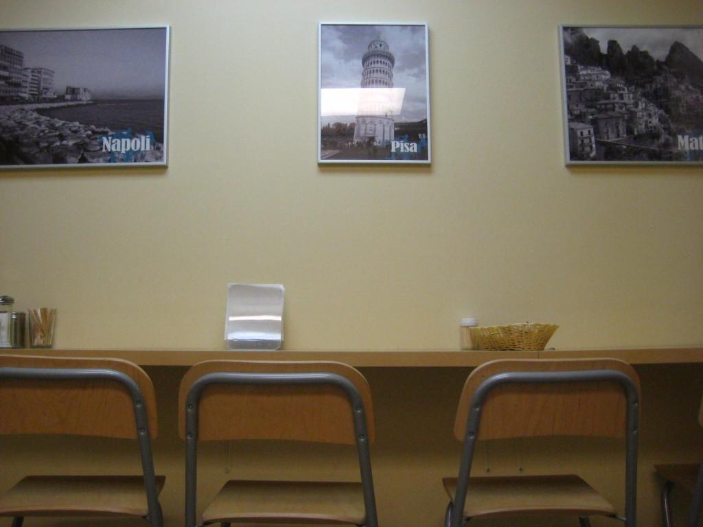 Piadineria montreal salle a manger la bouche pleine for Salle a manger montreal