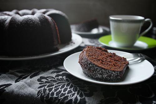 gateau chocolat noir et thé earl grey recette