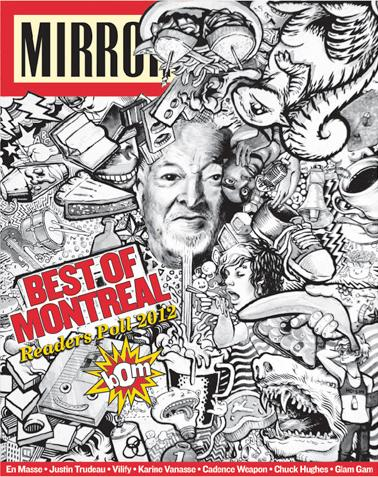 Best of Montreal Mirror 2012