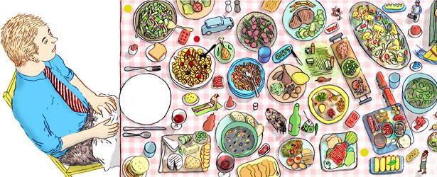 5 conseils pour un repas parfait