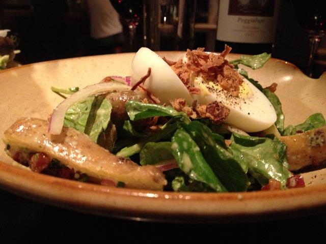bar furco montreal salade