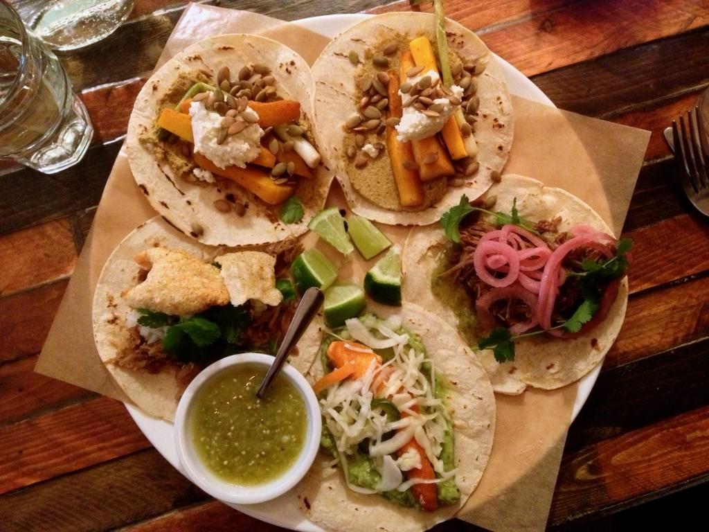 Mais restaurant Montreal tacos