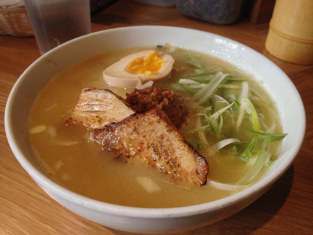 Totto ramen nyc