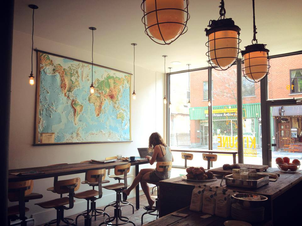 kitsune cafe montreal