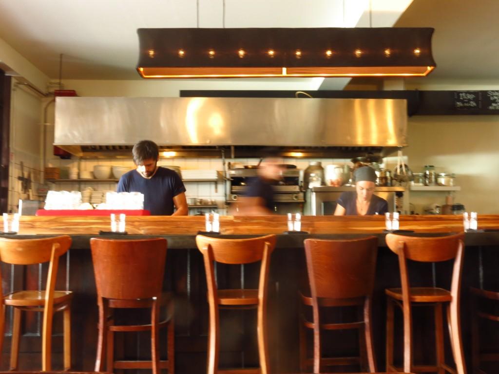 La Récolte Montreal restaurant cuisine