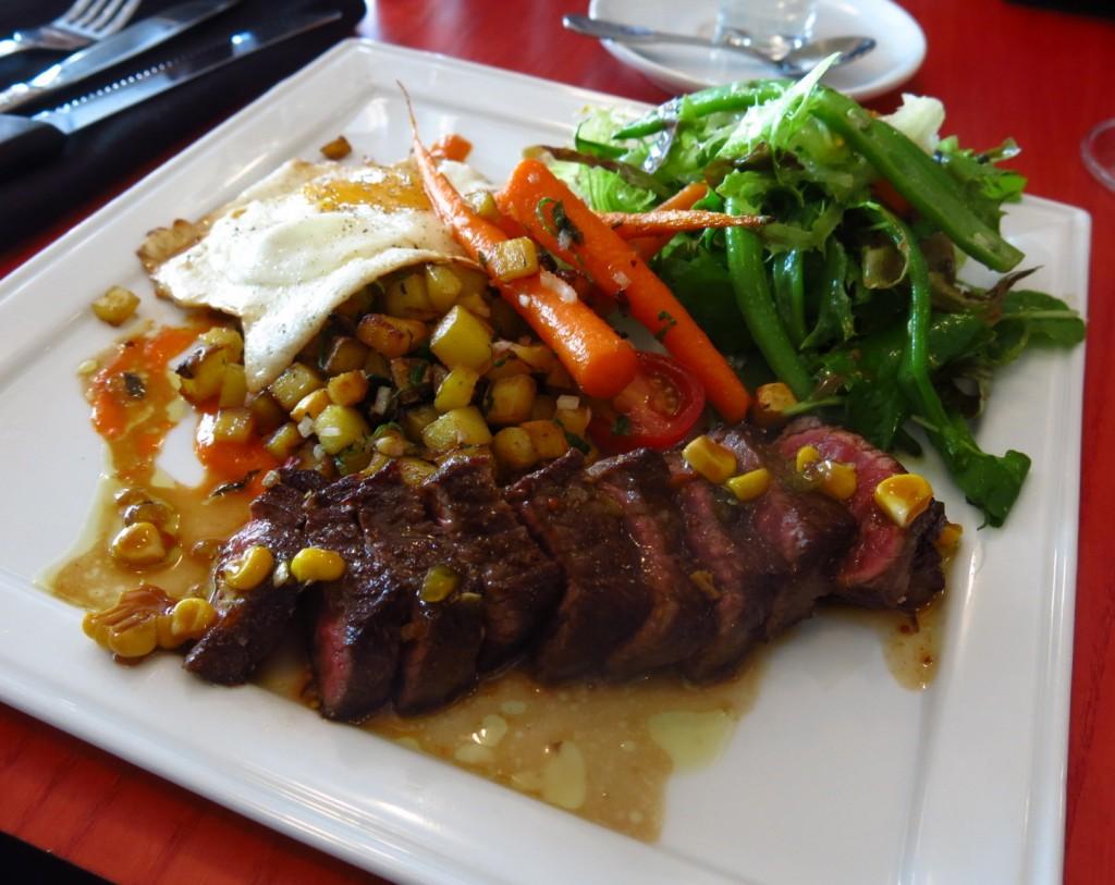 La Récolte Montreal restaurant brunch
