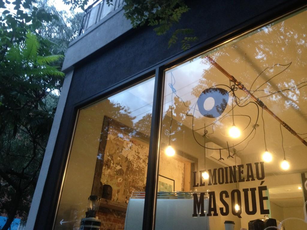 Moineau masqué café montreal
