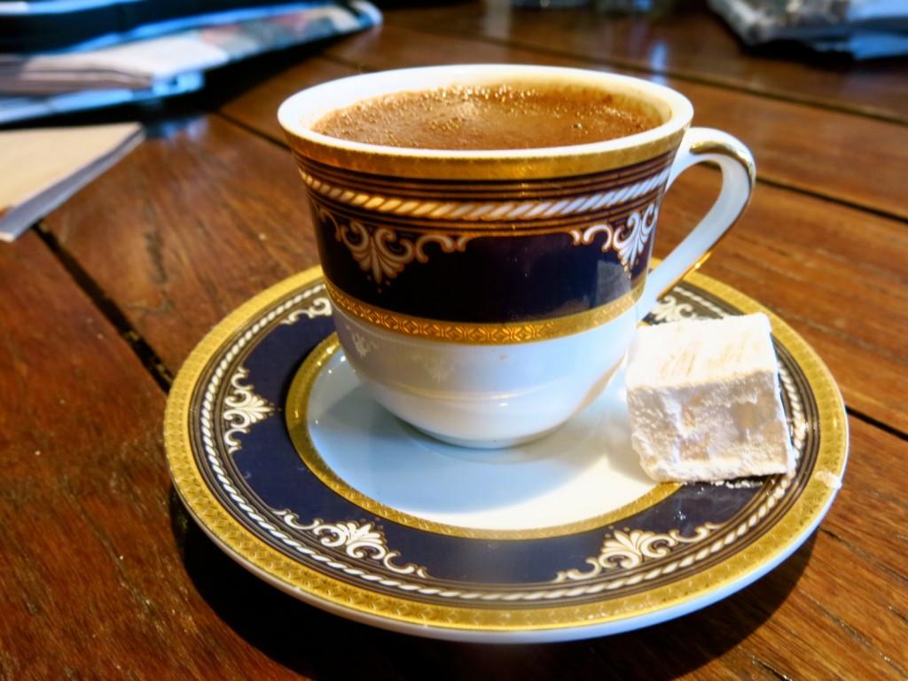 Cafe turc montreal replika