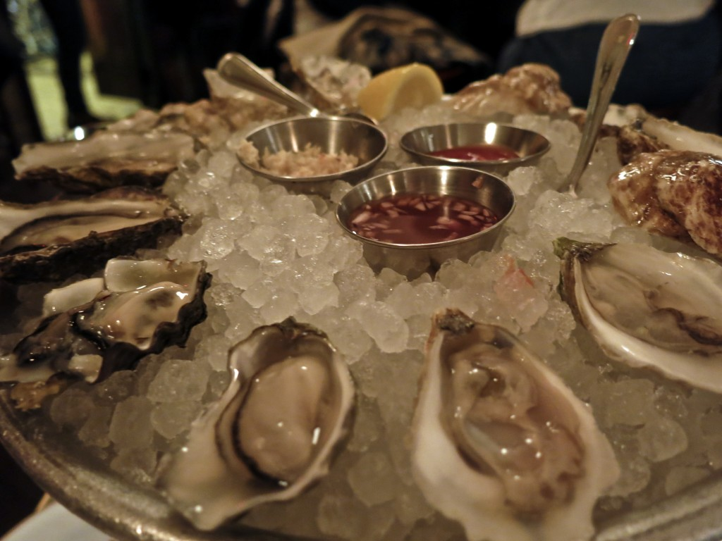 Maison Premiere nyc oysters