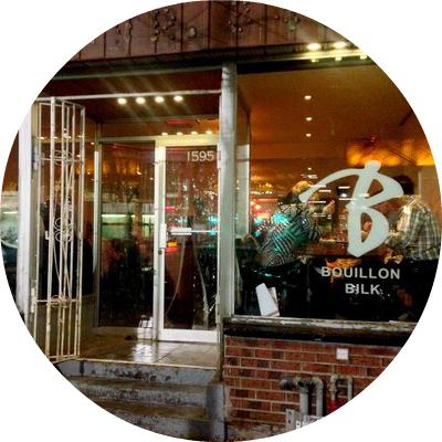 bouillon bilk restaurant