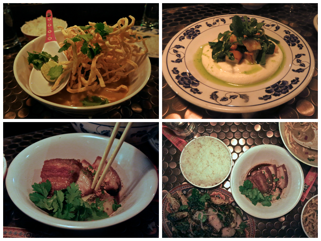 Pig and khao nyc